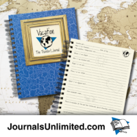 Vacation, The Traveler's Journal