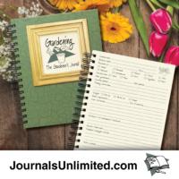 Gardening, The Gardener's Journal
