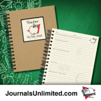 Teacher, My Daily Journal