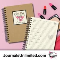 Girls Only, A Teen Journal