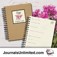 Mom, A Mothers Journal