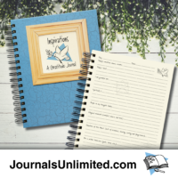 Inspiration, A Gratitude Journal