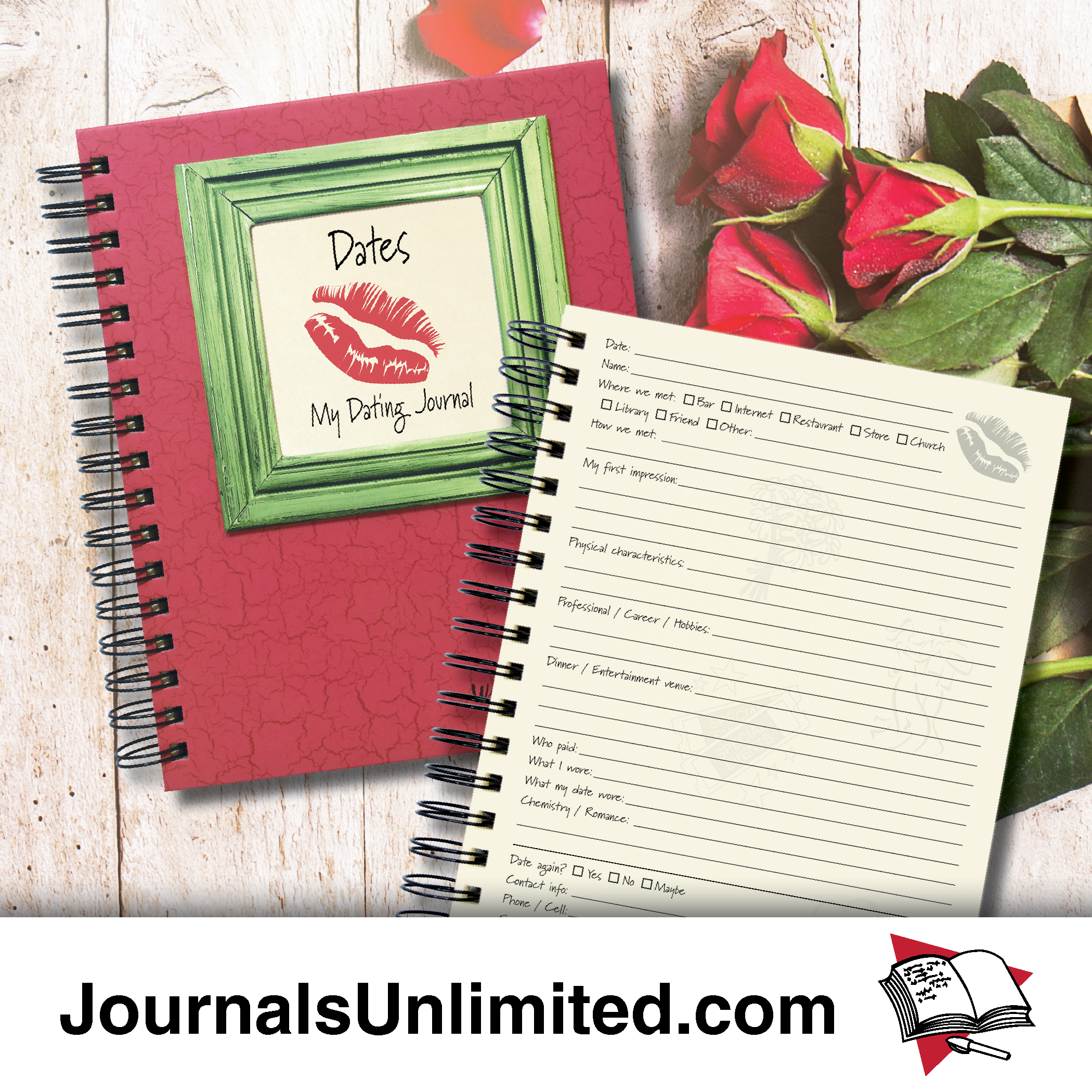 journal dates my dating journal