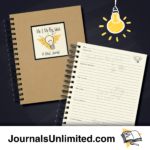 Me & My Big Ideas, A Goal Journal