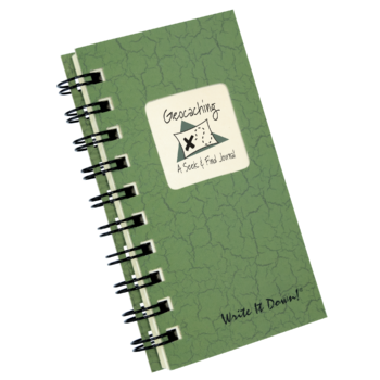 Geocaching A Seek & Find Journal