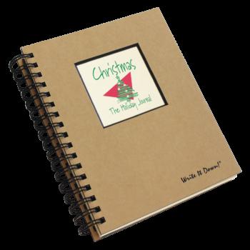 Christmas The Holiday Journal