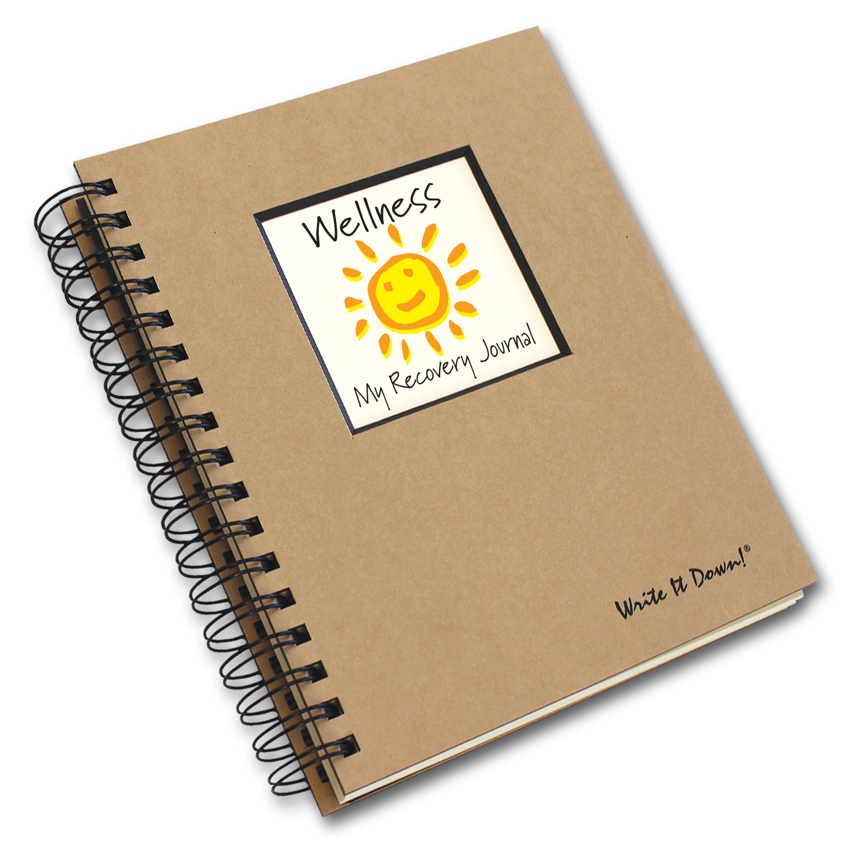 Wellness My Recovery Journal