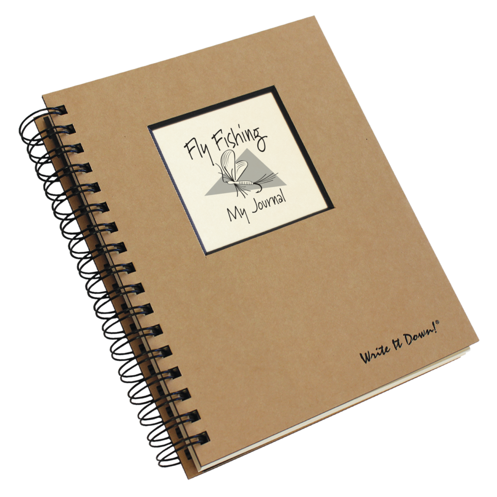 fly fishing journal discontinued now in mini size