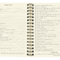 Wedding Planner, My Wedding Journal