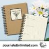 Celebration of Life Journal