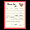 Shopping Notepad