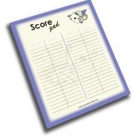 NP-429-Score Pad, Jumbo Note Pad