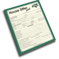 NP-431-House-Sitter Jumbo Note Pad