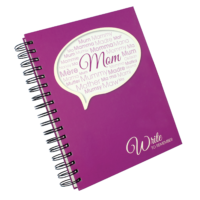 Write to Remember Mom Journal (new 2017 edition)