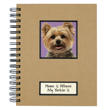 Canine Collection Dog Journal Yorkie