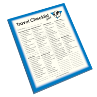 NP-426 Travel Checklist Notepad