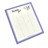 NP-429 Score Notepad